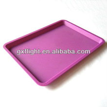 1/1 Size airline non-slip food serving tray