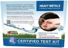 Heavy Metals Testing Kit