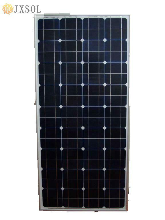 حار بيع السعر لكل واط الألواح الشمسية 130w