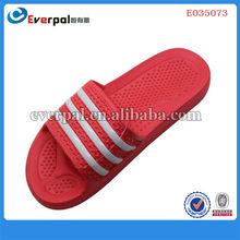 red simple spa women slipper eva sandals