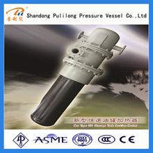 Asphalt heating equipment