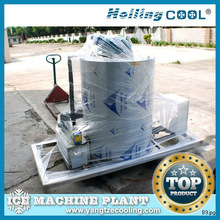 3Ton/day Sea water flake machine ice for fish processing