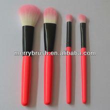 Fast shipping Top popular Fasion cosmetic travel brush set