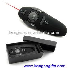 Wireless Presenter With Laser Pointers Pen USB Presentation Remote Control New