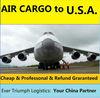Air shipping company from China shanghai shenzhen guangzhou beijing to USA