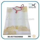 Manufacture shopping bag/ design plastic packing bag/ printed tote bag