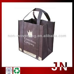Non-woven Brown Grocery Bags, Polypropylene Non-woven Shopping Bag