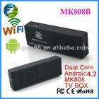 Newst mini Google Android 4.0 smart TV Box AML8726 M3
