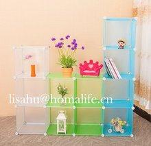 Elegant student plastic storage boxes for gift