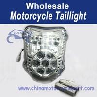 For Suzuki For HayabusaGSXR1300 08-12 Motorcycle LED TailLights FTLSU014