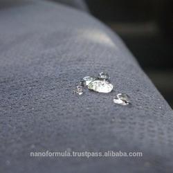 Super hydrophobic nano protector for tetxile/leather