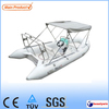 (CE) pvc material 4.2m used rigid inflatable boats for sale