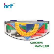 Plastic compass divider math set