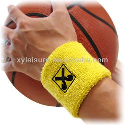5x17cm Cotton Headband 7x8cm Terry Sweatband Cotton Wristband