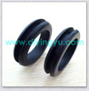 Custom Molded NBR/VITON/NR Rubber Grommets/ISO 9001:2008 Certified Manufacturer of Wire Abrasion Protection