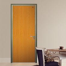 decorativee Ecological Timber Home Interior Door