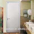 Aleación de aluminio a prueba de agua de baño de la puerta de la Madera