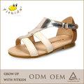 China fábrica de sapatos kito sandálias fotos meninas sandálias sapatos 2014 calçados de segurança preço