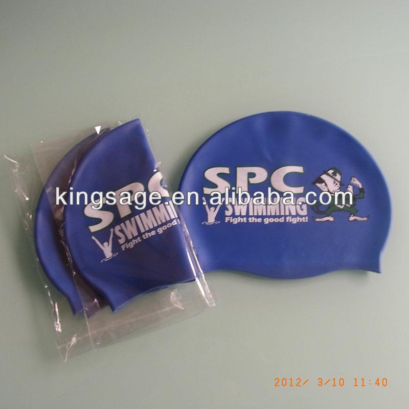 swimming cap silicone,silicone swim cap,printing silicone swim cap