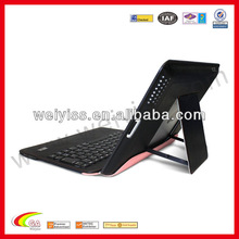 Wholesale leather case for ipad 2 3 4 with keyboard china