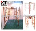 1700*1219mm marco de la escalera del andamio