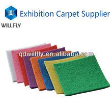 Non woven Exhibition Carpet China Supplier