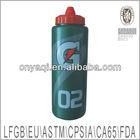 gatorade drinikg water bottle with grip,Portable BPA free water bottle FDA,EN standard