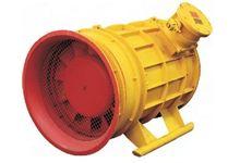 ventilation/ventilating booster fan (mine fan)
