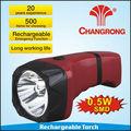 mano mini batería recargable led rojo de la antorcha modelos clásicos