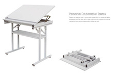 Foldable Drawing Table LZ-1355