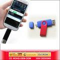 2014 de promoción de la pluma del teléfono, Teléfono USB Flash drive, Teléfono USB Stick con la capacidad verdadera fabricantes y proveedores