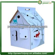 Low Price Corrugated Pet House Furniture