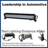 NSSC Newest high light 40inch 20000 lumen two dual row 240W led bar offroad r igid