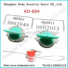 plastic twist electric meter seal KD-604