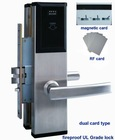 Magnetic strip Card Lock used for hotel