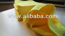 280GSM 36cmx36cm Microfibre/Microfiber cloths