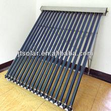 70mm heat pipe vacuum tube solar collector/split pressurized/green energy water heater