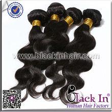 Full Cuticle brazilian human hair sew in weave, Brazilian hair weave darling hair
