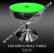 DMX LED TABLE DISCO BALL SMALL