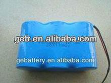 ER34615M 3.6V D Type Power Battery 10.8V 13000mAh LiSOCI2 Battery