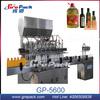 Bottles Oil Filling Machines