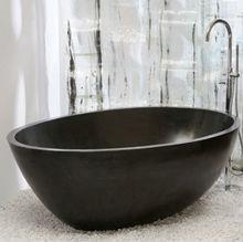 resin terazzo bathtub RB012