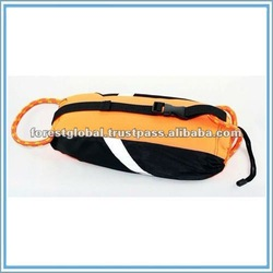 Throw Line Bag For Water Rescue