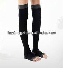 Leg-slimmer above knee leggings