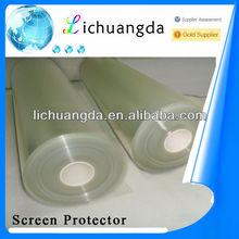 Anti-scratch Mobile Phone Screen Protector Anti-glare/Matte Finish Screen Protector Film Roll