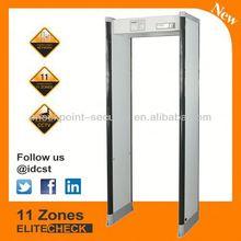 CS-DE EliteCheck Walk Through Metal Detector personal inspection gate