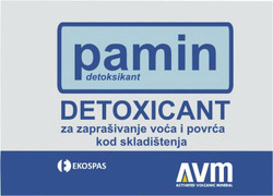 PAMIN fruit and vegetable detoxifier