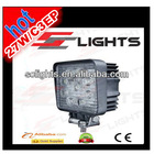 27W LED Work Light, Led Offroad light Epsitar lamp used 4WD ATV SUV ,Jeep Truck Car