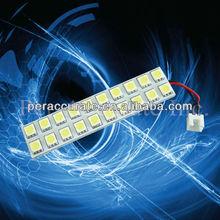 5050 20SMD T10 Ba9s LED Car Dome Lamp 4x5 PCB 12V Ba9s light bulb