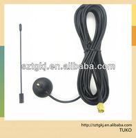 vhf uhf outdoor dvb-t antenna for car, mobile tv